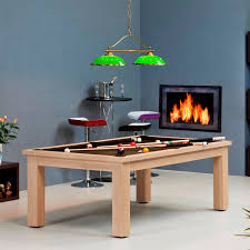 pool table dining tables:  contemporary pool table convertible dining tables not specified datroit by philippe fitan billiards de