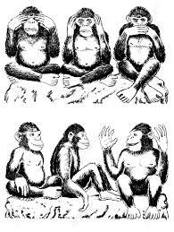 「three monkeys」の画像検索結果