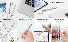 <b>Стилус Baseus Golden Cudgel</b> Capacitive Stylus Pen купить в ...