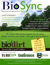 biodirt slow release liquid fertilizer sustainable turf grass 2310