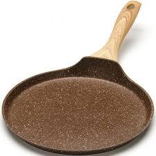 <b>Сковорода для блинов MAYER</b> & BOCH, 24 см, коричневый, с ...
