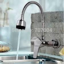 kitchen faucets wall mount: wall mount kitchen faucet with sprayer kitchen faucets bar wall mount kitchen faucet