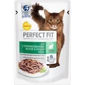 Perfect Fit (<b>Перфект</b> Фит): <b>корма</b> для кошек