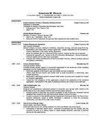 college academic resume college resume  academic