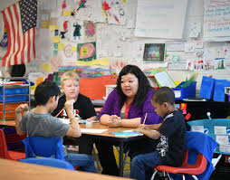 twin cities schools creative ways to hire keep teachers glen stubbe star tribune a st paul school residency program is helping elizabeth thao work to become a special education teacher