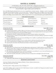 athletic director resume objective finance director cv template cv resume