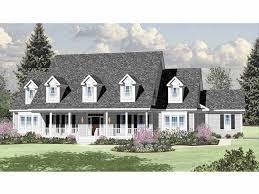 Farmhouse Plans With PorchCape Cod House Plans With Photos