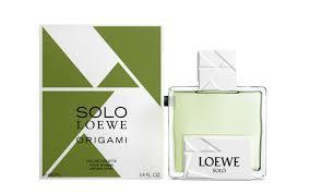 Loewe Solo Origami - туалетная вода (духи) купить с ... - Ляромат