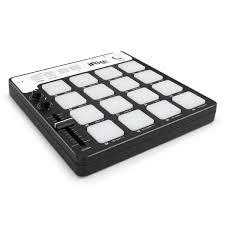 <b>IK Multimedia iRig</b> Pads Midi, купить <b>MIDI</b>-<b>контроллер</b> IK ...