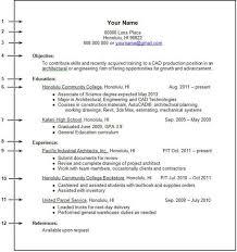template for job resume  template for resume for first job resume    format for resume for job