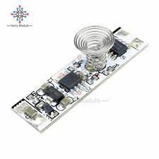 10PCS <b>9V</b>-<b>24V 30W Touch Switch</b> Capacitive Touch Sensor Module ...