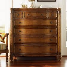 colored bedroom furniture sets tommy: tommy bahama home island estate sea  drawer chest