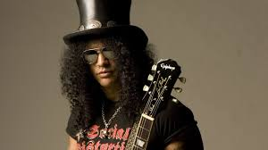 <b>Slash's World</b> On Fire