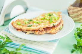 Картинки по запросу Рецепт приготовления картофельных мини-блины с молодым чесноком и луком
