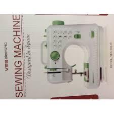 Отзывы о <b>Швейная машина VES</b> ELECTRIC <b>VES 505</b>-<b>W</b>