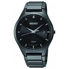 buy seiko men s solar powered watch sne247p1 at j herron son seiko men s solar powered watch sne247p1