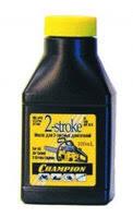 <b>Масло</b> для <b>2</b>-тактных двигателей минеральное <b>CHAMPION</b> 952803