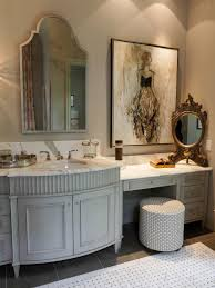 vanity distressed white french country astounding distressed cherry french country bathroom vanity together w