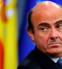 Luis de Guindos mostró su discrepancia con el Banco de España en la cuestión de José María Roldán. (Foto: CS) - 40802_luis_de_guindos_mostro_su_discrepancia_con_el_banco_de_espana_en_la_cuestion_de_jose_maria_roldan___foto__cs_