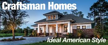 News   Tagged  quot prairie style house plans quot    Sater Design CollectionIf you    re searching for an architectural style that displays a uniquely American look  a Craftsman style home   be the ideal home for you