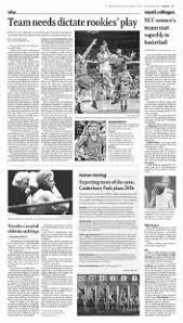 Star Tribune from Minneapolis, Minnesota on December 21, 2005 ...