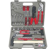 <b>Набор инструментов</b> в чемодане, 100 предметов <b>КУРС</b> 65090 ...
