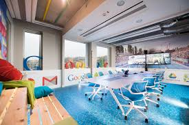 image of google office. meeting roomu2026 image of google office u