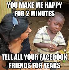 Facebook Memes About Friends - facebook memes about friends and ... via Relatably.com