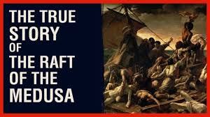 The True Story of <b>The Raft</b> of the Medusa - <b>Théodore Géricault</b> - 1st ...