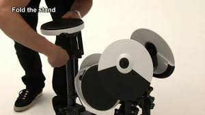 Roland V-<b>Drums Portable</b> TD-4KP ― <b>Fold</b>, Pack up and Go - YouTube
