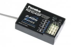 <b>4</b>-ch <b>приёмник Futaba</b> R2104GF 2.4Ghz S-FHSS для передатчика ...