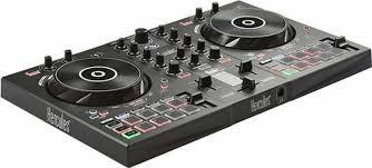<b>DJ</b>-<b>контроллер Hercules DJ</b> Control Inpulse 300, черный