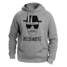 <b>Breaking Bad</b>: <b>Heisenberg Sweatshirt</b> | Official <b>Breaking Bad</b> | Redwolf
