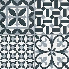 <b>Керамический декор Gayafores Heritage/Rustic</b> Black 33,15х33,15 ...