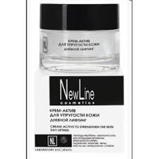 Крем для лица <b>NewLine</b> cosmetics laboratory KORA <b>Крем</b>-<b>актив</b> ...
