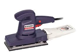Купить сетевая вибрационная <b>шлифовальная машина SPARKY</b> ...