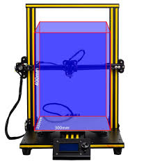China Tronhoo T300 Semi-DIY Metal Frame <b>Large Size 3D Printer</b> ...