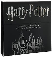 Soundtrack. Harry Potter I-V (10 LP) — купить в интернет-магазине ...