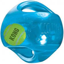 <b>Kong Jumbler Игрушка</b> Мячик для Собак Мячик 14см купить за ...