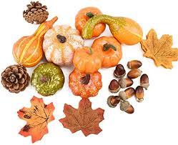 Simulation <b>Pumpkin</b> Golden Autumn <b>Pumpkin</b> Set <b>Halloween</b> ...