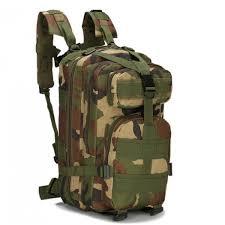 Jungle camouflage <b>Outdoor Military Rucksacks</b> 1000D Nylon 30L ...