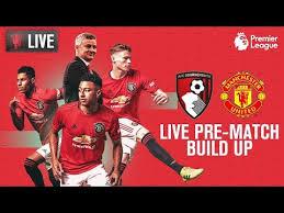 A.F.C. Bournemouth v Manchester United - MUTV Pre-Match Build ...