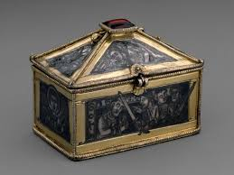 relics and reliquaries in medieval christianity essay reliquary casket scenes from the martyrdom of saint thomas becket