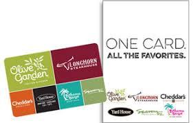 Darden Restaurants Gift Cards | Darden Restaurants