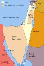 the i conflict in words paddock post and the west bank