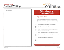 write online guided writing tool reflective essay writing prompts space p7