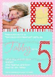 happy hour invitation wording image pancake pjs breakfast printable invitation dimple prints shop