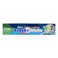 <b>Зубная паста</b> LION THAILAND Fresh & White, <b>отбеливающая</b> ...