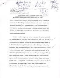 yuk ting wong yuk ting wong s eportfolio textual analysis of a poem essay draft 2 a