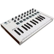 Купить <b>Midi</b>-<b>клавиатура Arturia Minilab</b> MK II в | GadgetLab24 ...